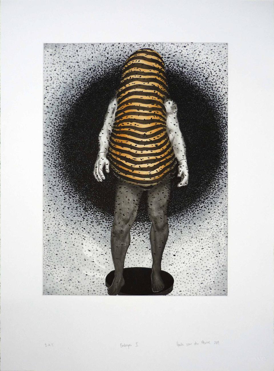 Hentie van der Merwe, Beekeeper II, Prints
