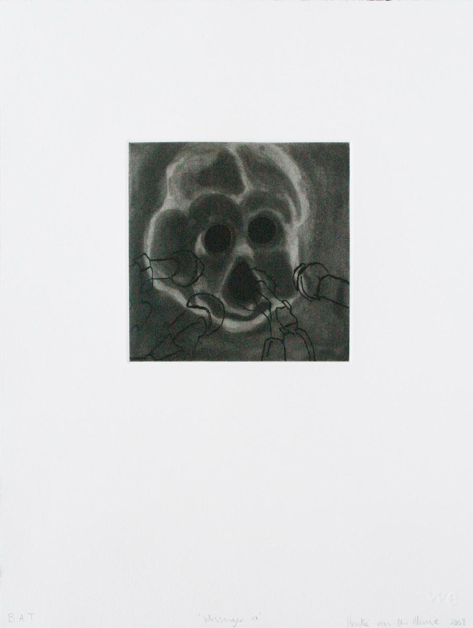 Hentie van der Merwe, Messenger III, Prints