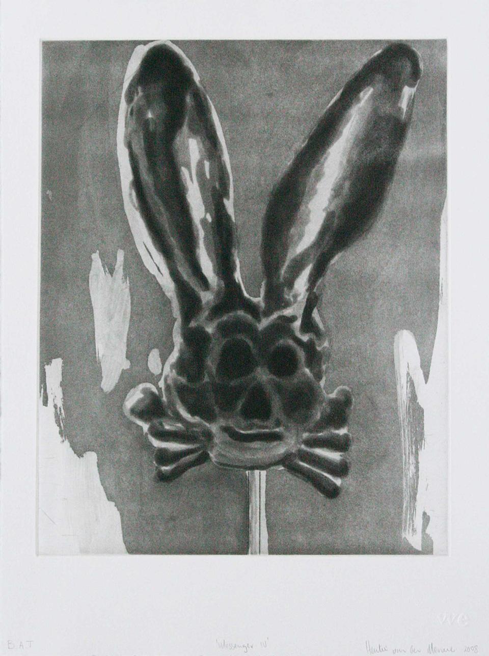 Hentie van der Merwe, Messenger IV, Prints