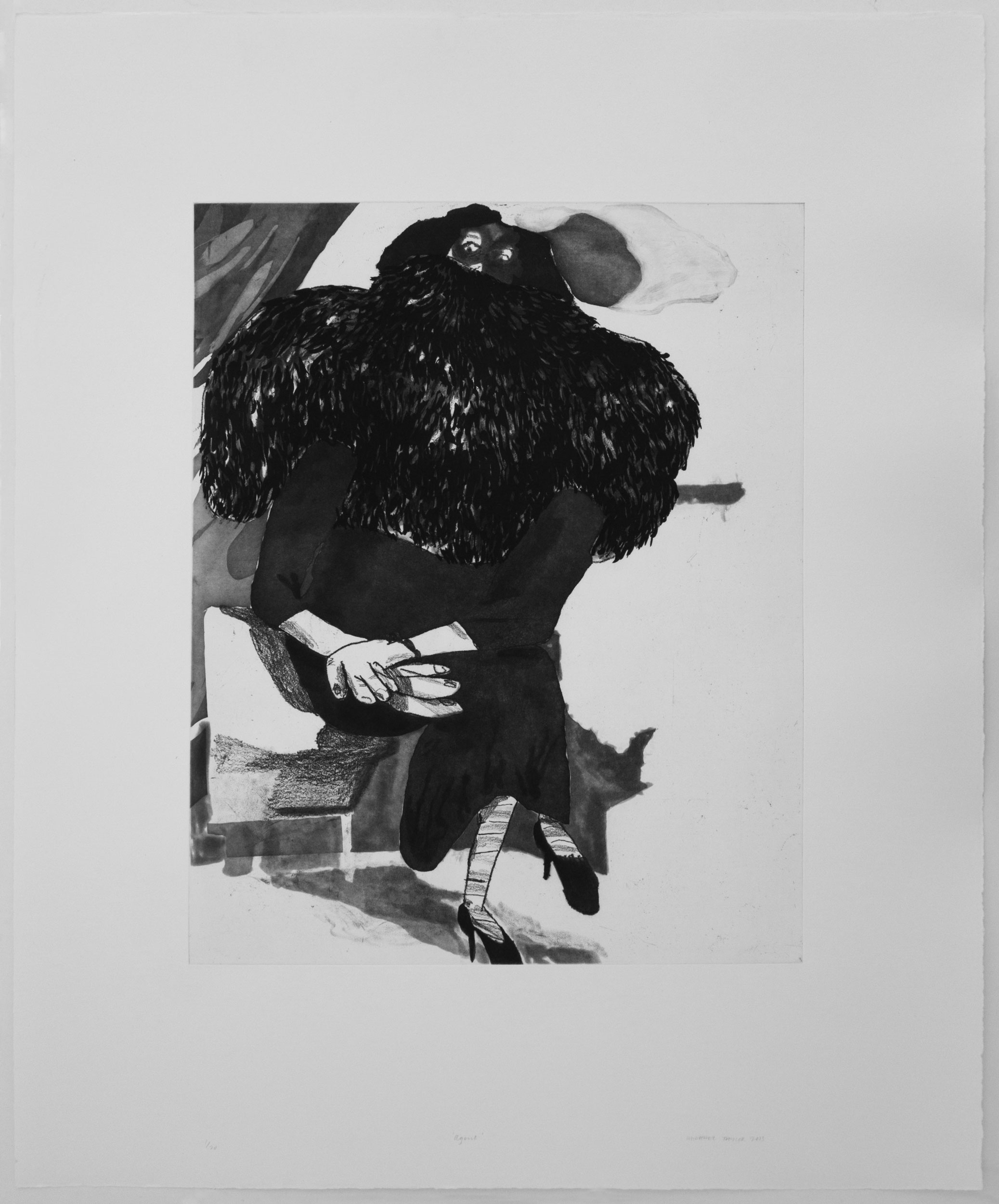 Michael Taylor, Agent, Prints, Etchings