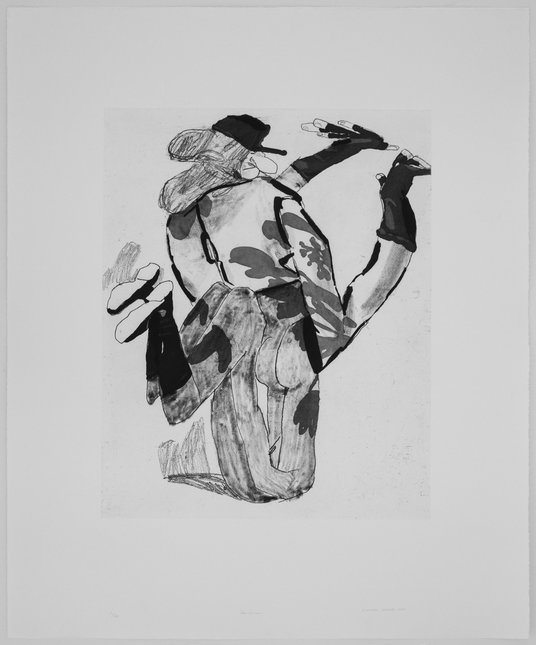 Michael Taylor, Prints, Etchings
