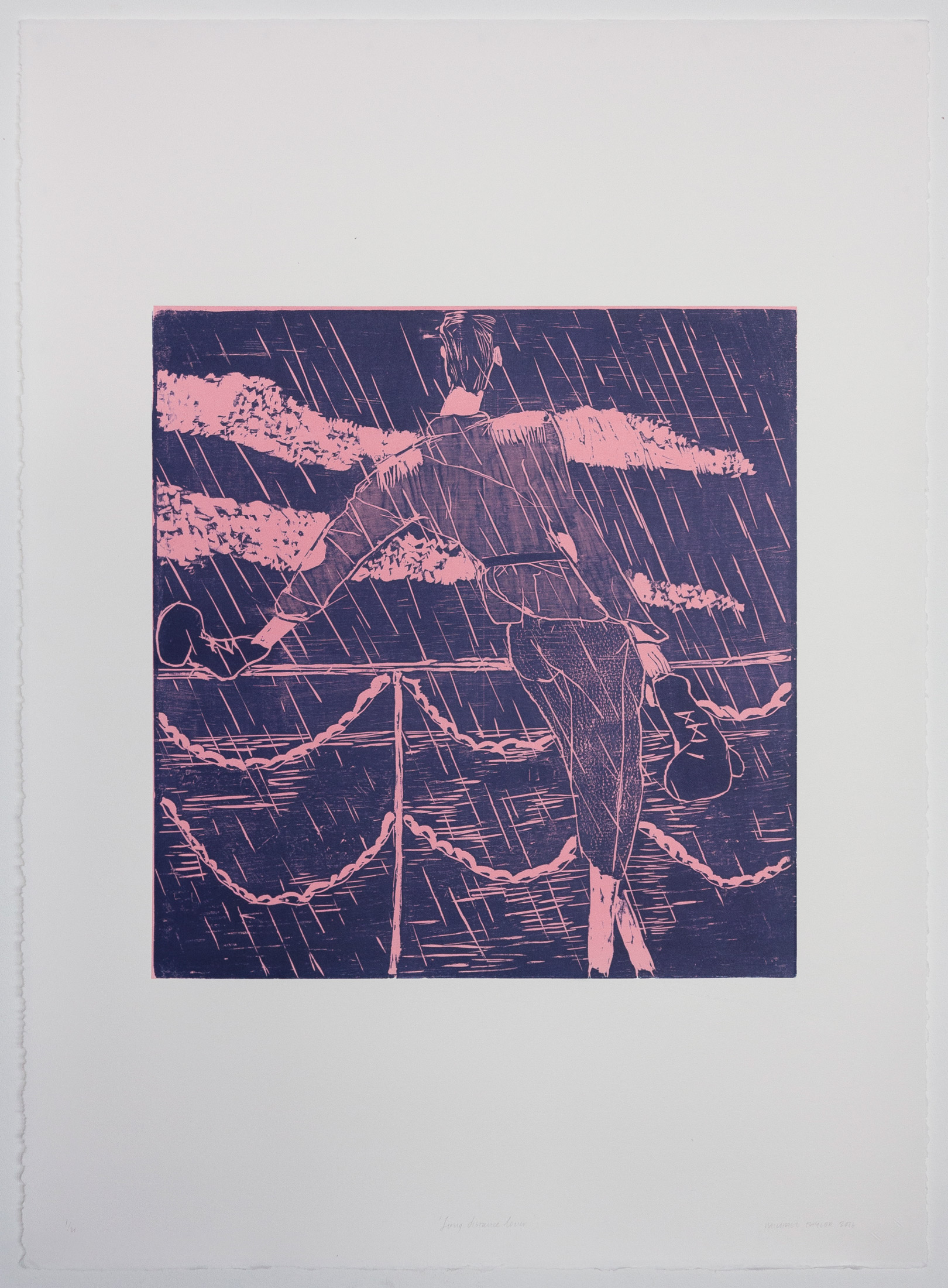 Michael Taylor, Prints, Woodcuts