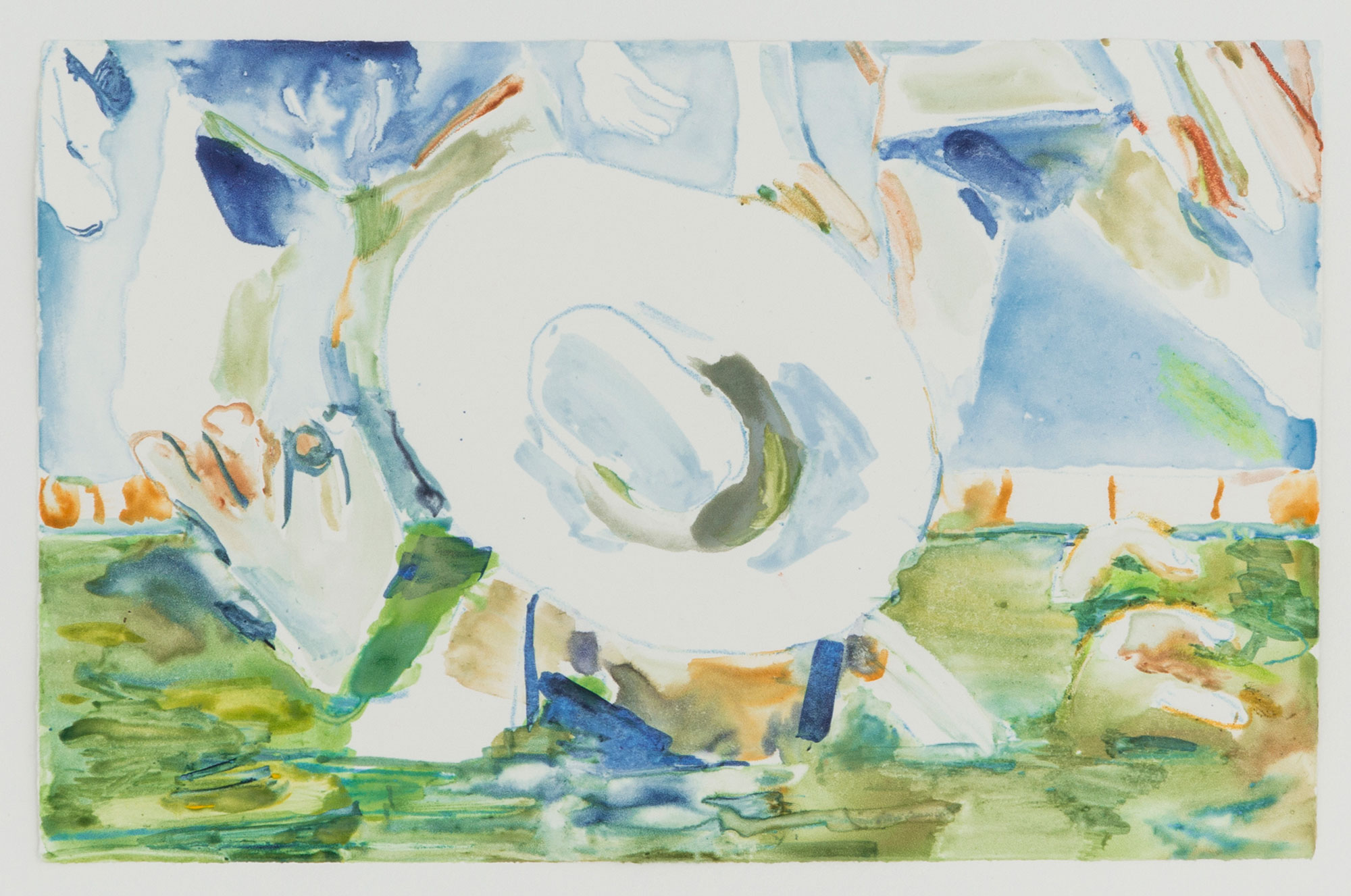 Michael Taylor, Prints, Monotype