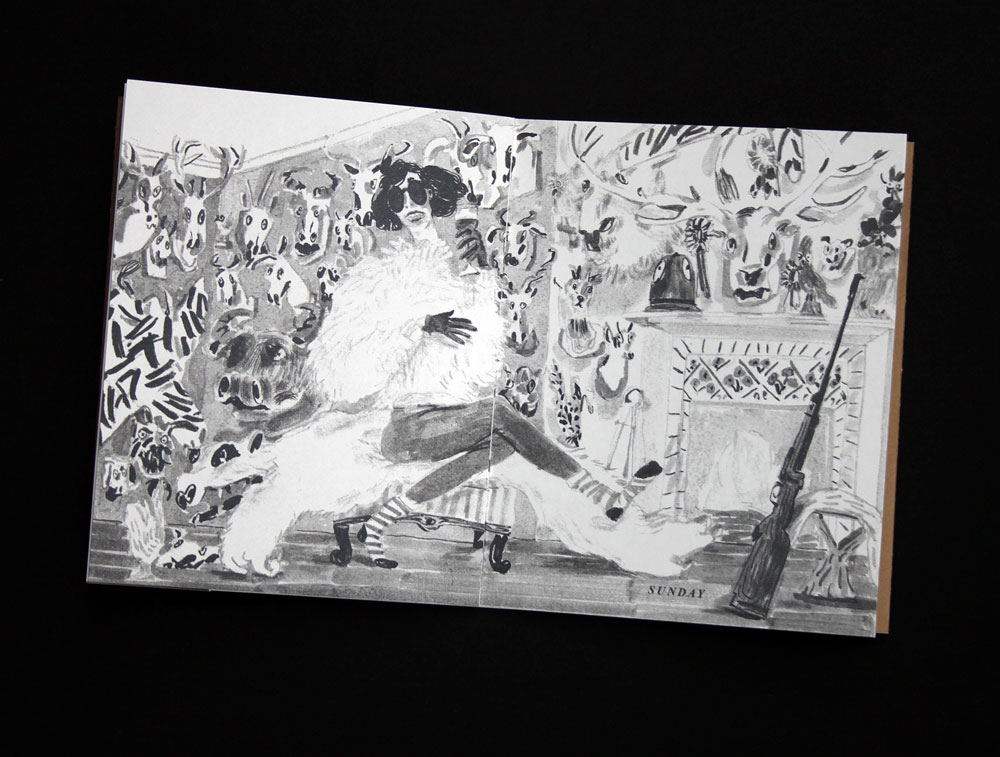 Michael Taylor Prints Picture Books Printmaking Screenprinting