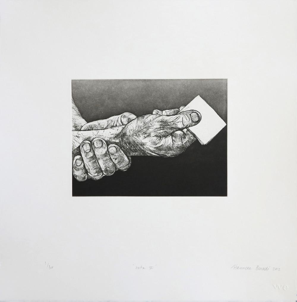 Hanneke Benadé, Prints