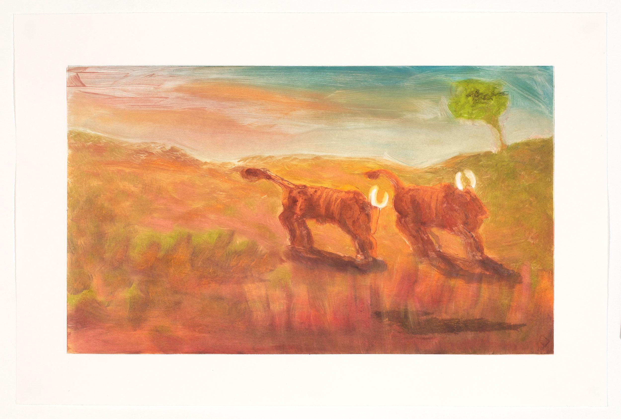 Bangikaya Maqoqa Happy-brothers-Prints Selling R5,000.00 - R10,000.00