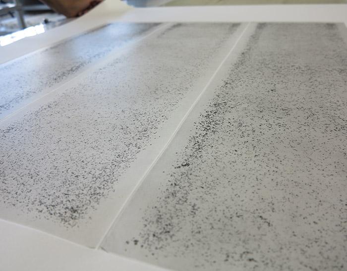 Hard ground Etching Printmaking Christian Nerf