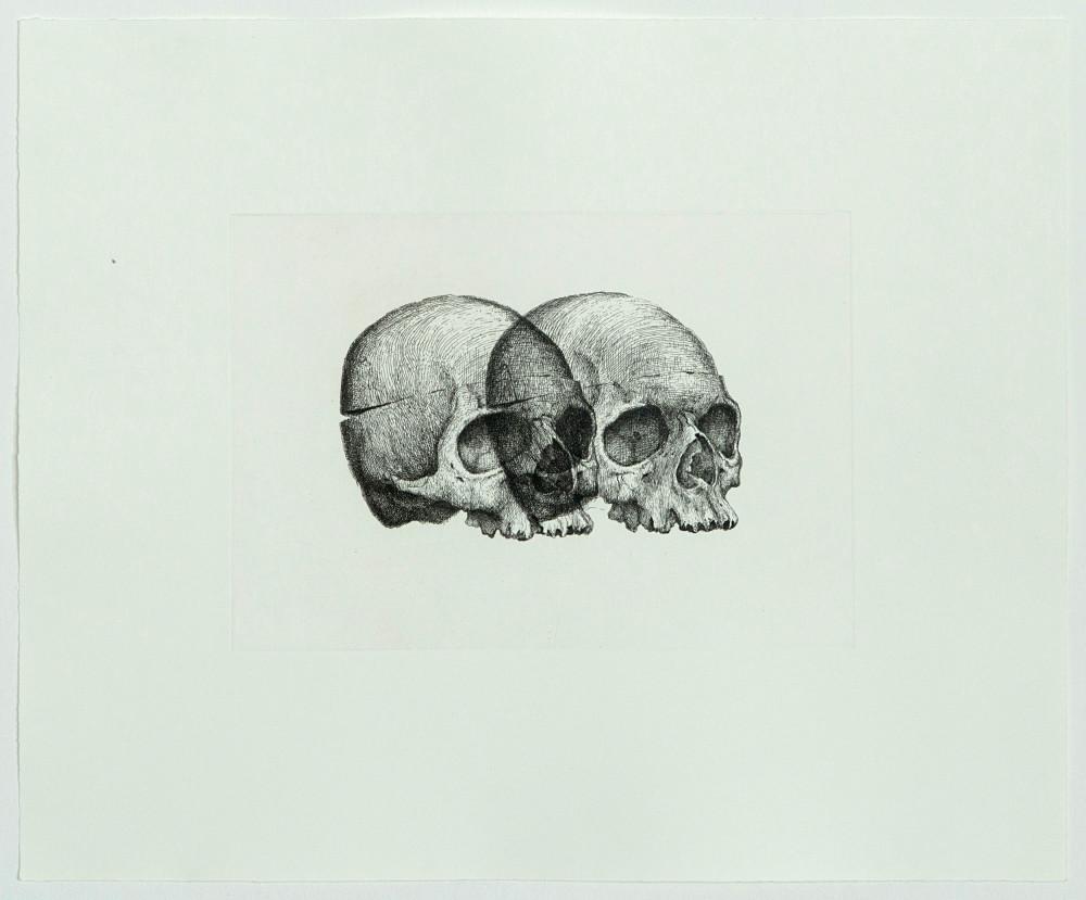 Gerhard Marx, Prints, Etching