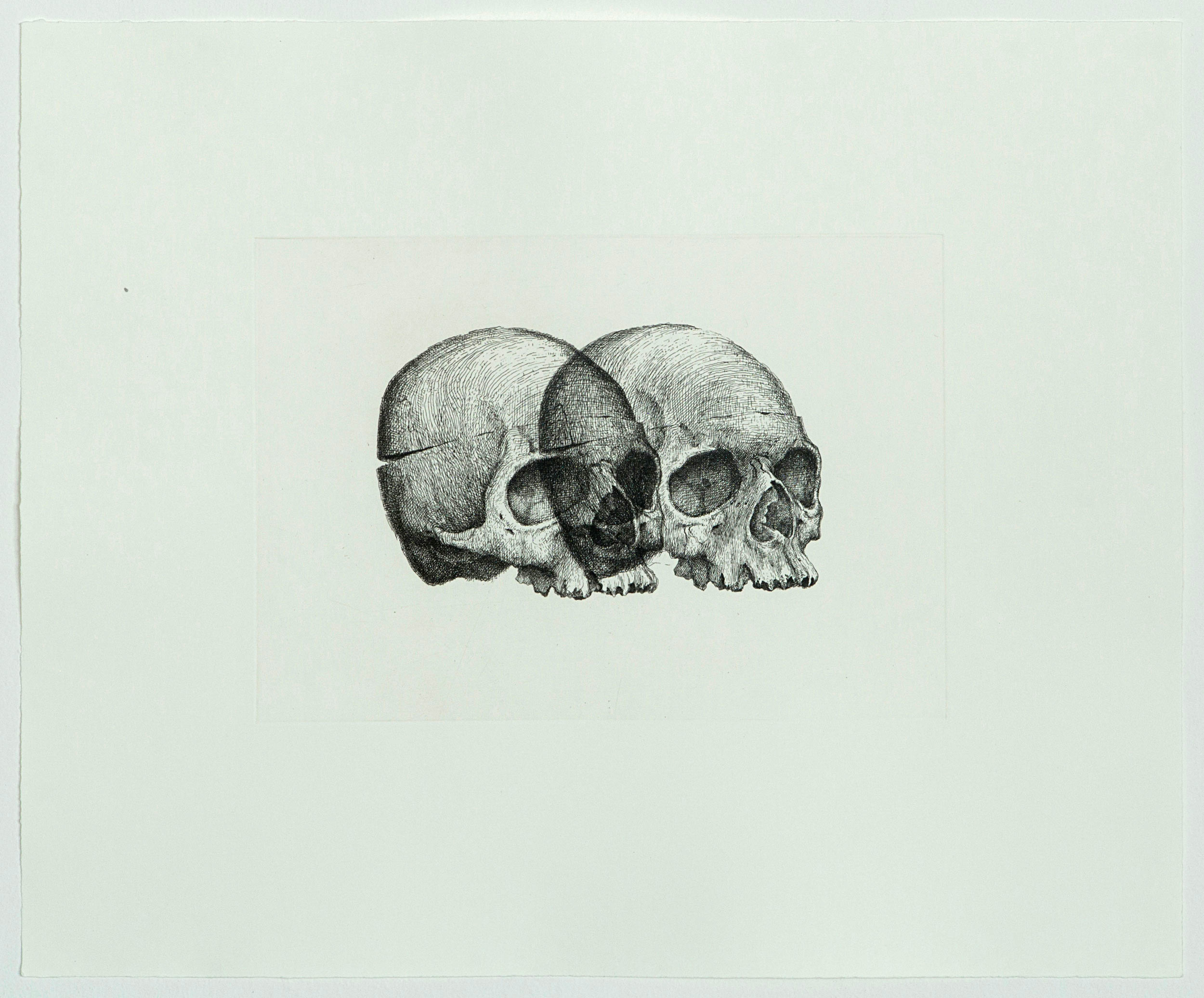 Gerhard Marx, Prints, Etching