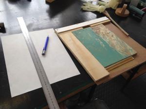 reductive-woodcut workshop Printmaking Workshop