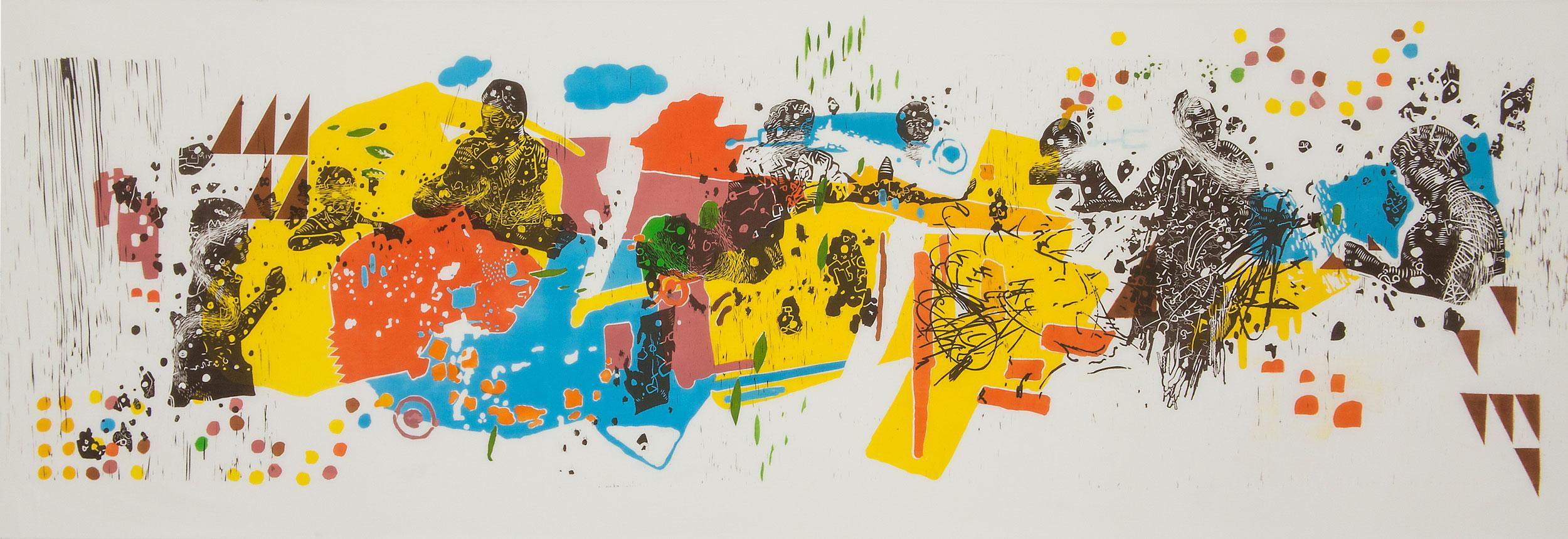 Christo Basson, prints