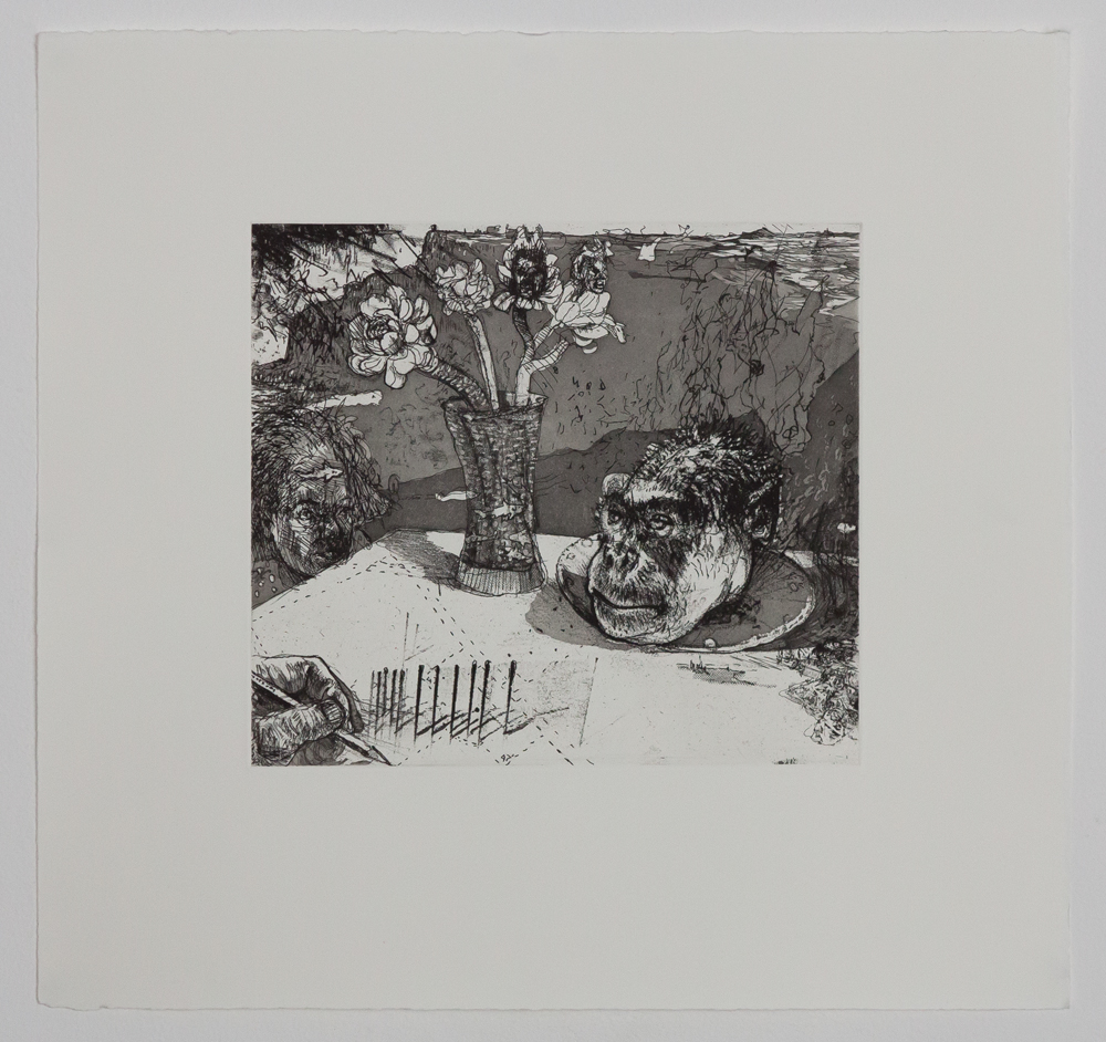 Diane Victor, Softground etching, Aquatint, Prints, Etching, Printmaking, South African Art, South African Prints