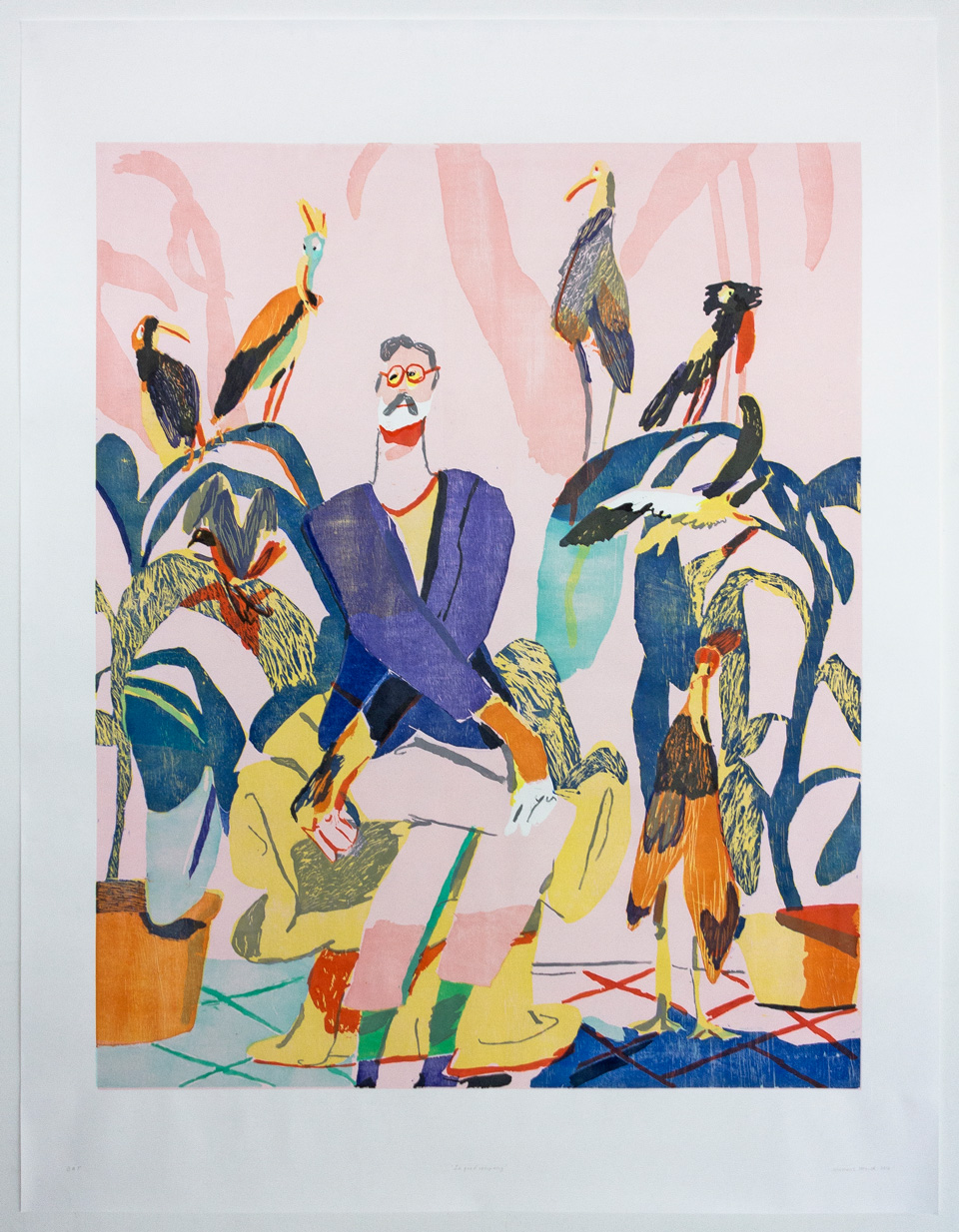 Michael Taylor Prints Joburg Art Fair