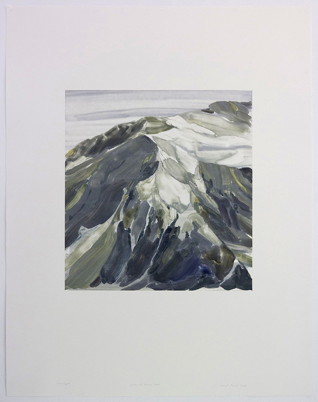 Heidi Fourie Monotypes Prints