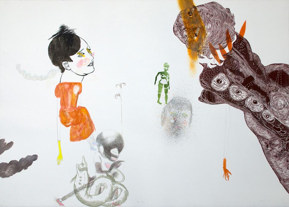 Marlise Keith, Bone Tired, Prints