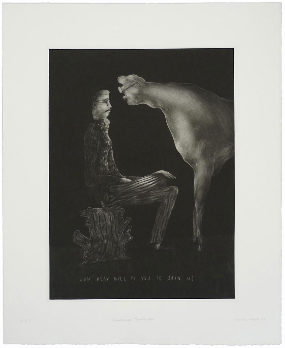 Michael Taylor, Insomniac Rendezvous, Prints