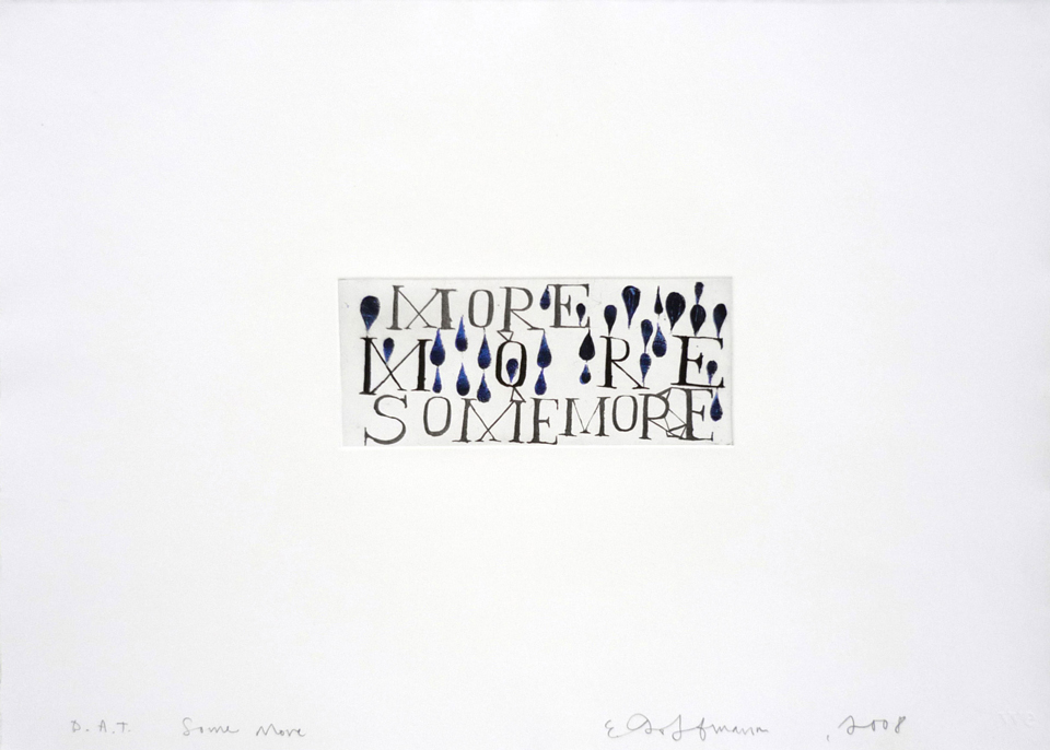 Ruan Hoffmann, Somemore, Prints