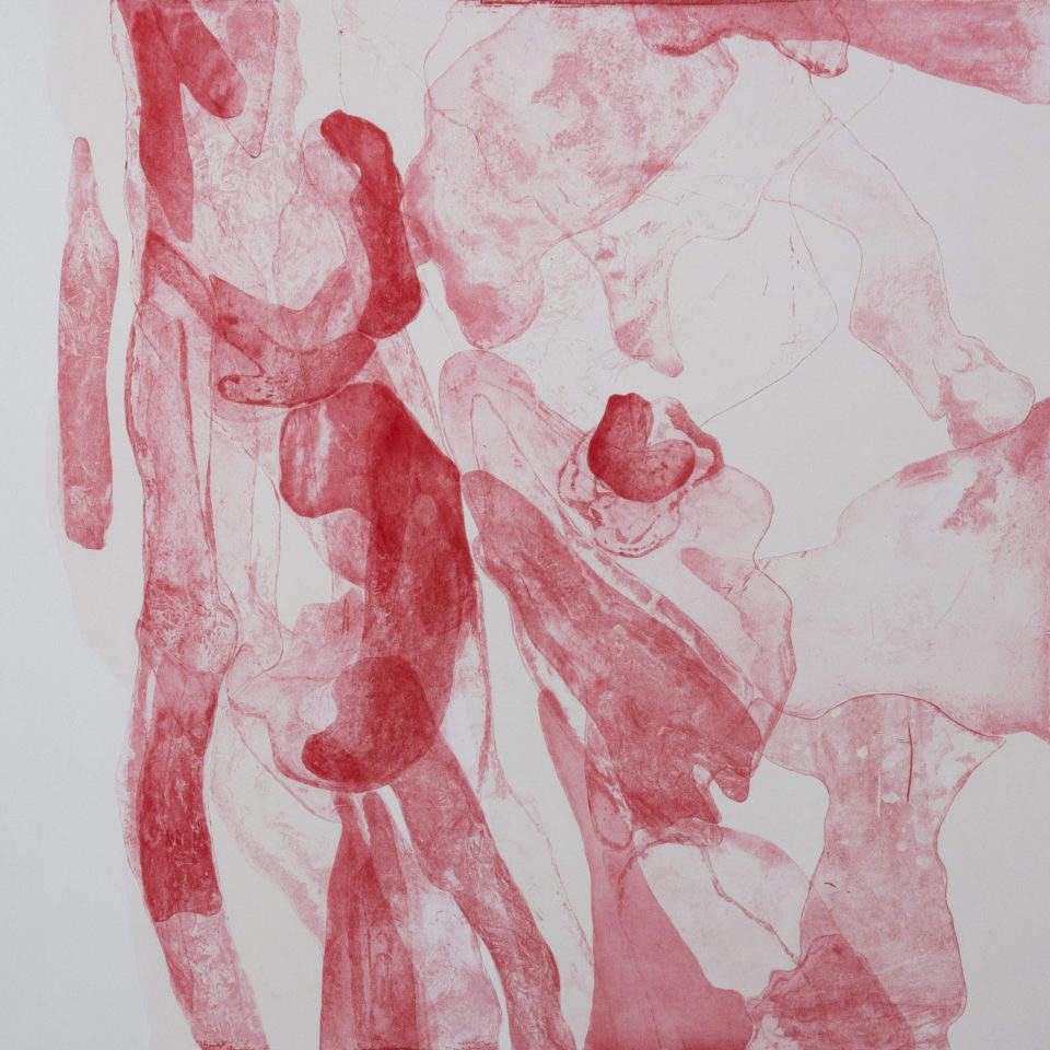 Kate Arthur - Cartography of the Body (Pink)
