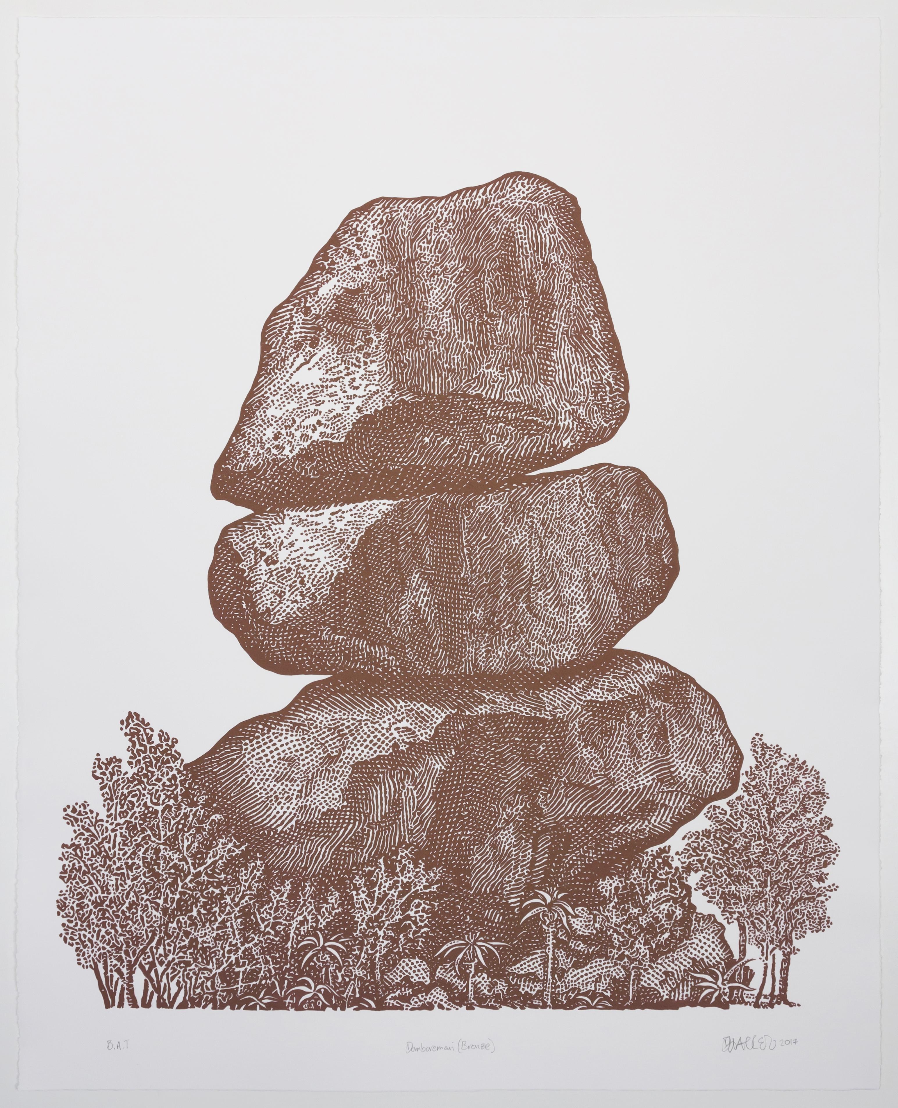 Dan Halter, Prints