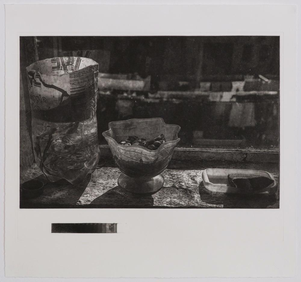 Sipho Mpongo, prints, photogravure
