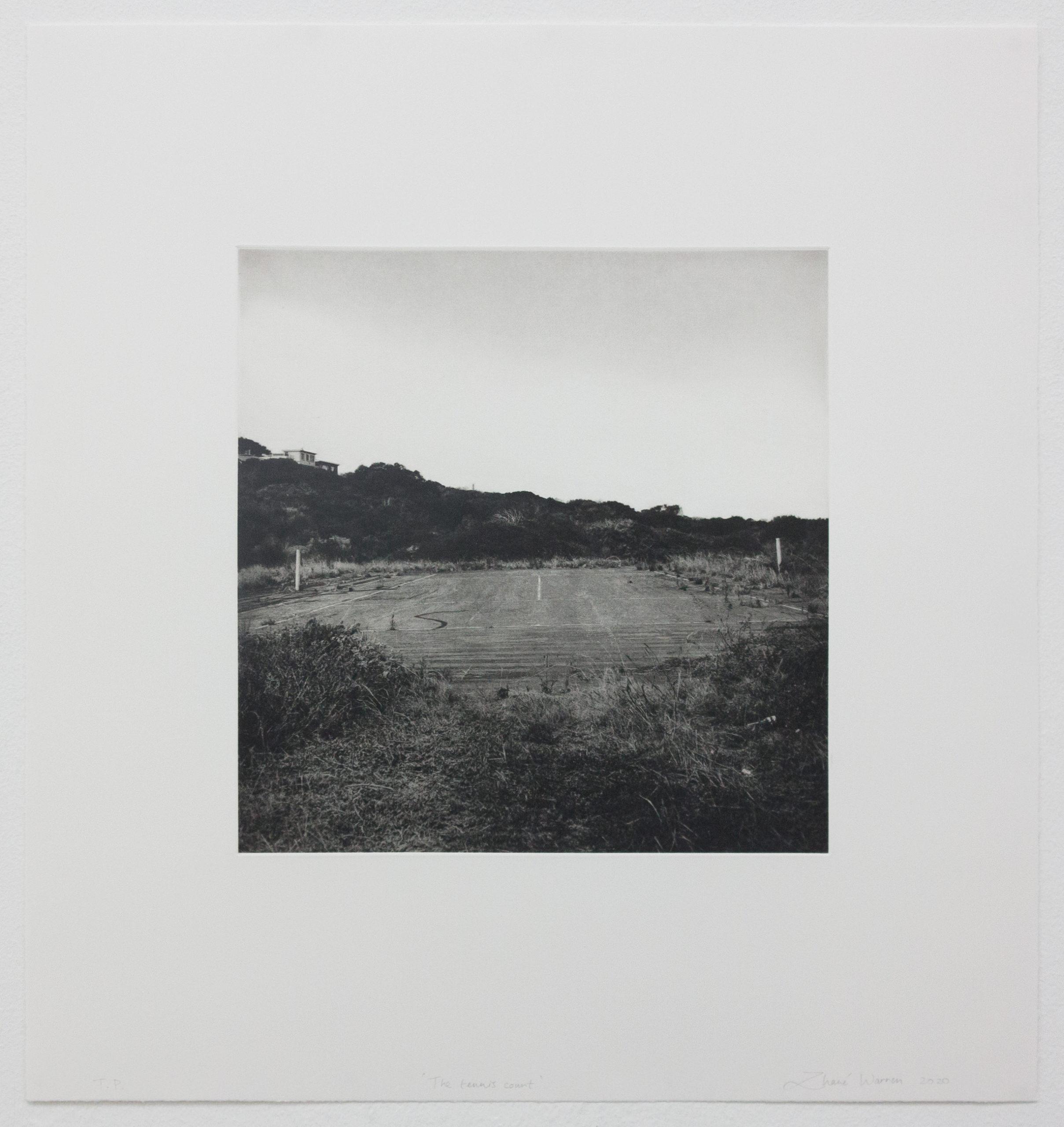 Zhané Warren, Prints, Photogravure